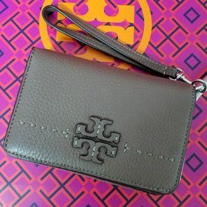 Tory Burch McGraw Wallet